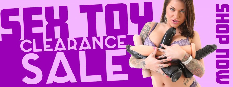 Browse clearance toys.