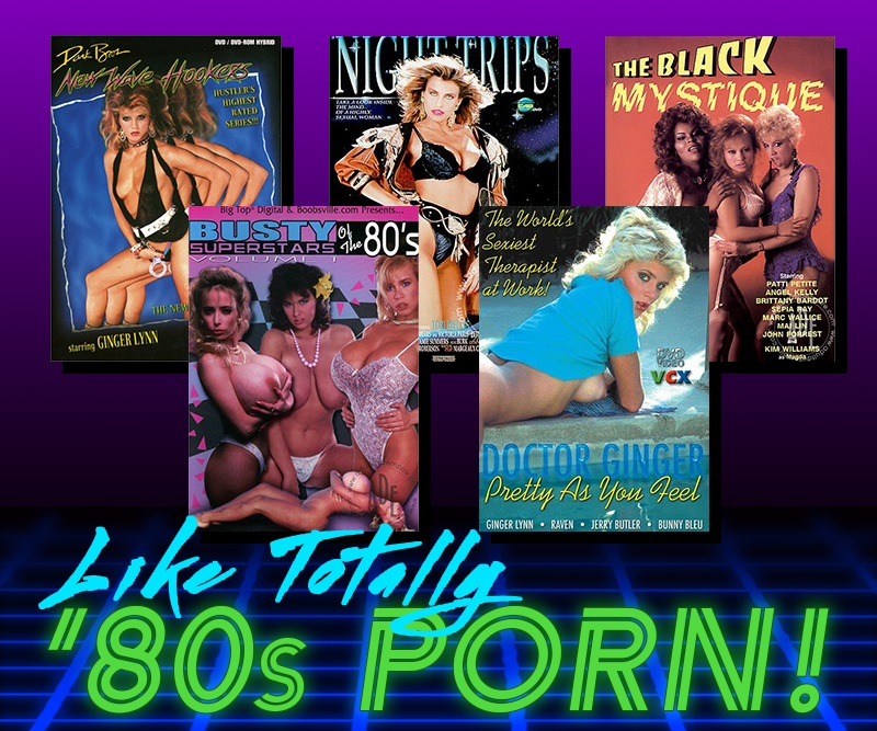 80's DVDs
