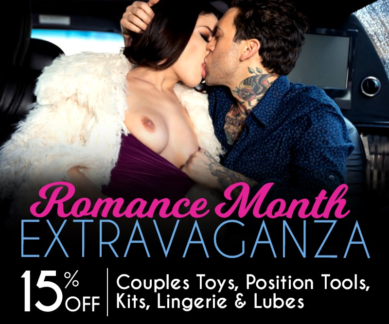Save 15% Couples Toys, Kits, Lingerie & Lubes Image