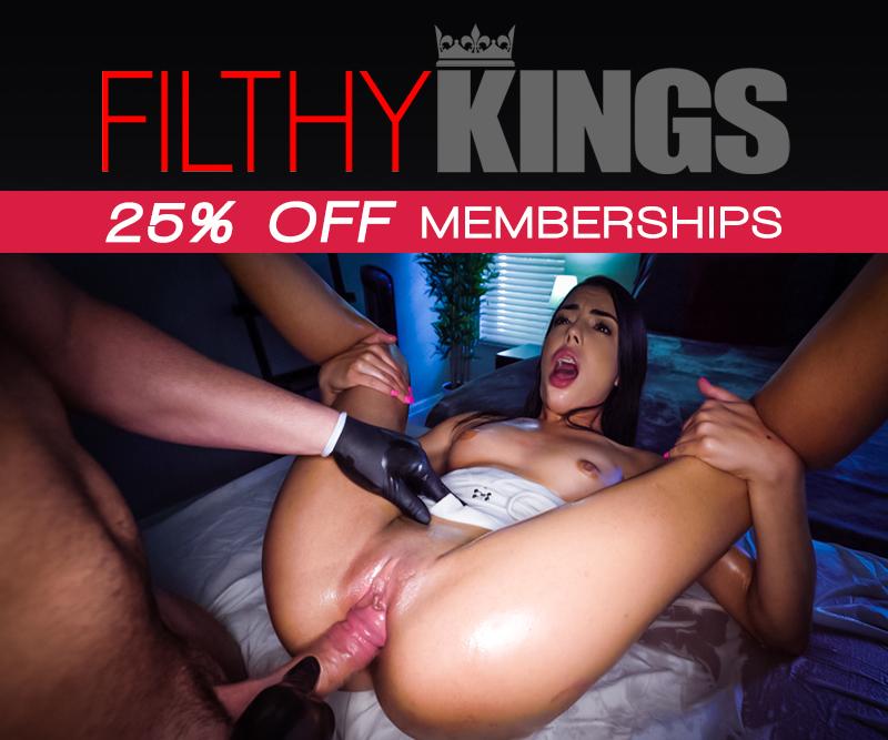 FilthyKings.com Membership Banner