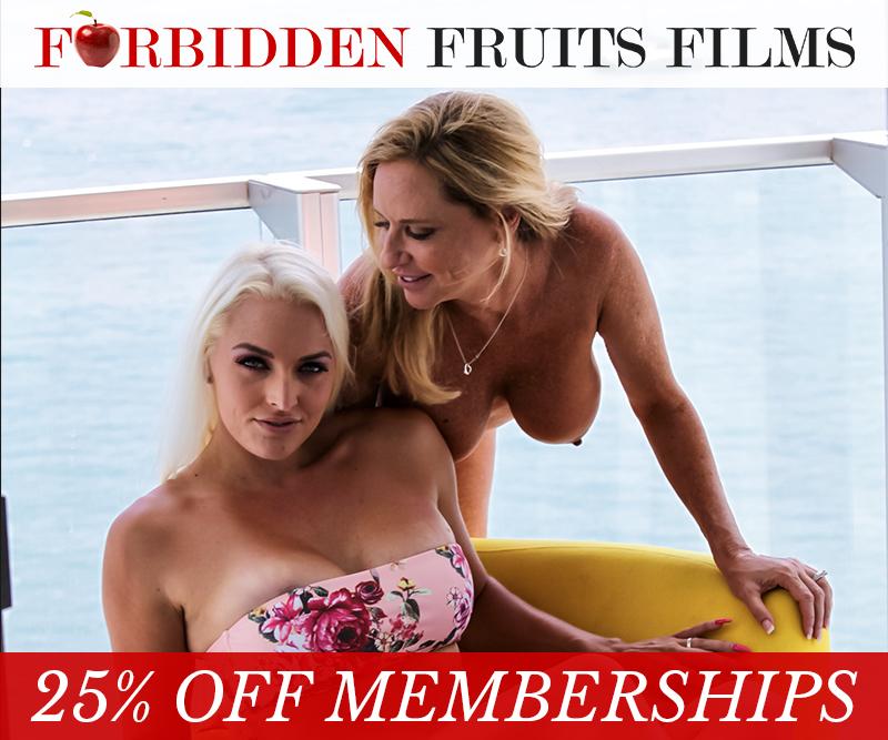 ForbiddenFruitsFilms.com Membership Banner