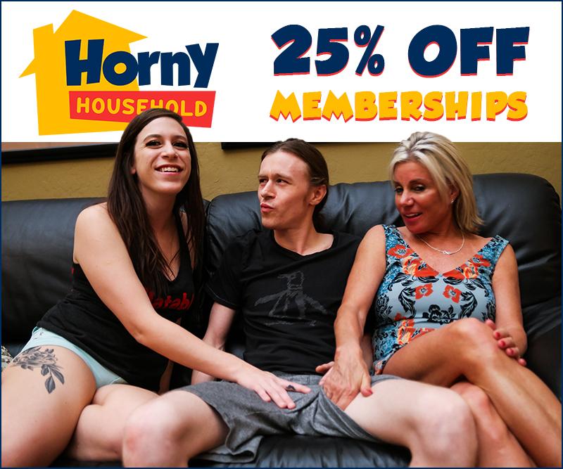 Horny Household Membership Banner