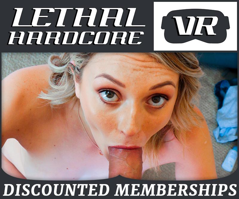 Lethal Hardcore VR Promotion