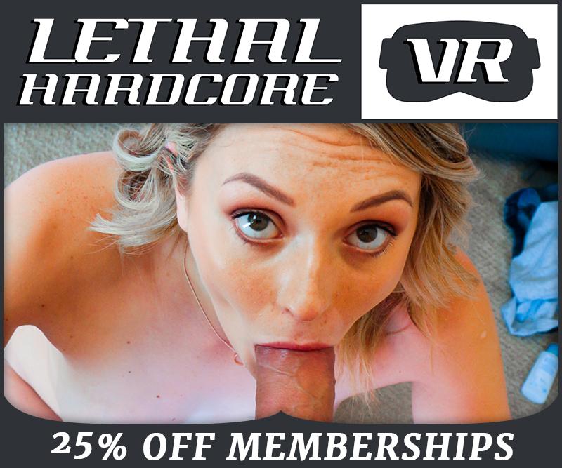 Lethal Hardcore VR Membership Banner