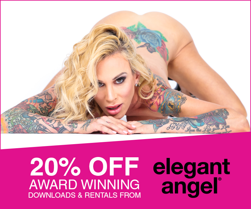 Elegant Angel VOD Sale
