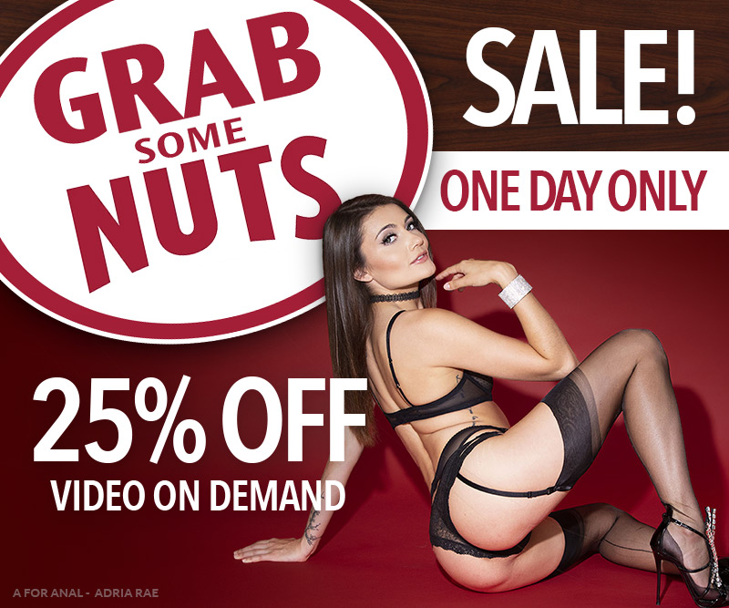 Grab Some Nuts VOD Sale