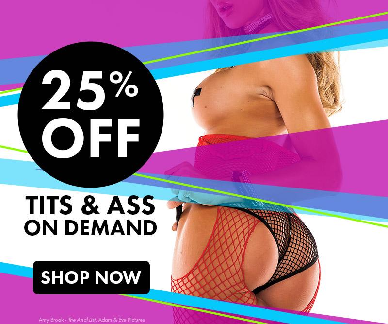 Tits & Ass VOD Sale