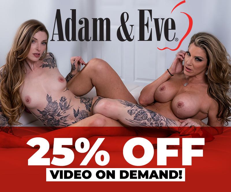 Adam and Eve Studio Sale