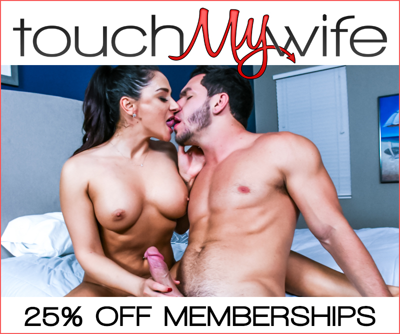 TouchMyWife.com Membership Banner