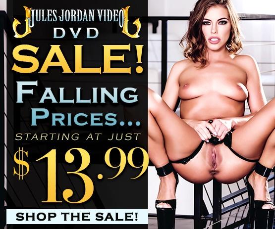 Jules Jordan DVD Sale Banner