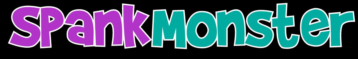 Spank Monster Logo