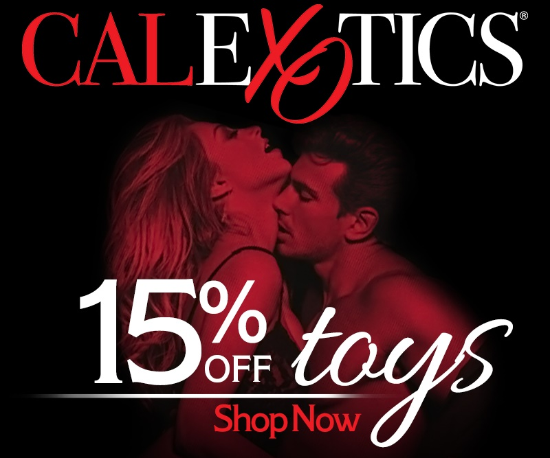 Save 15% on Cal Exotics Toys all Month Long Image