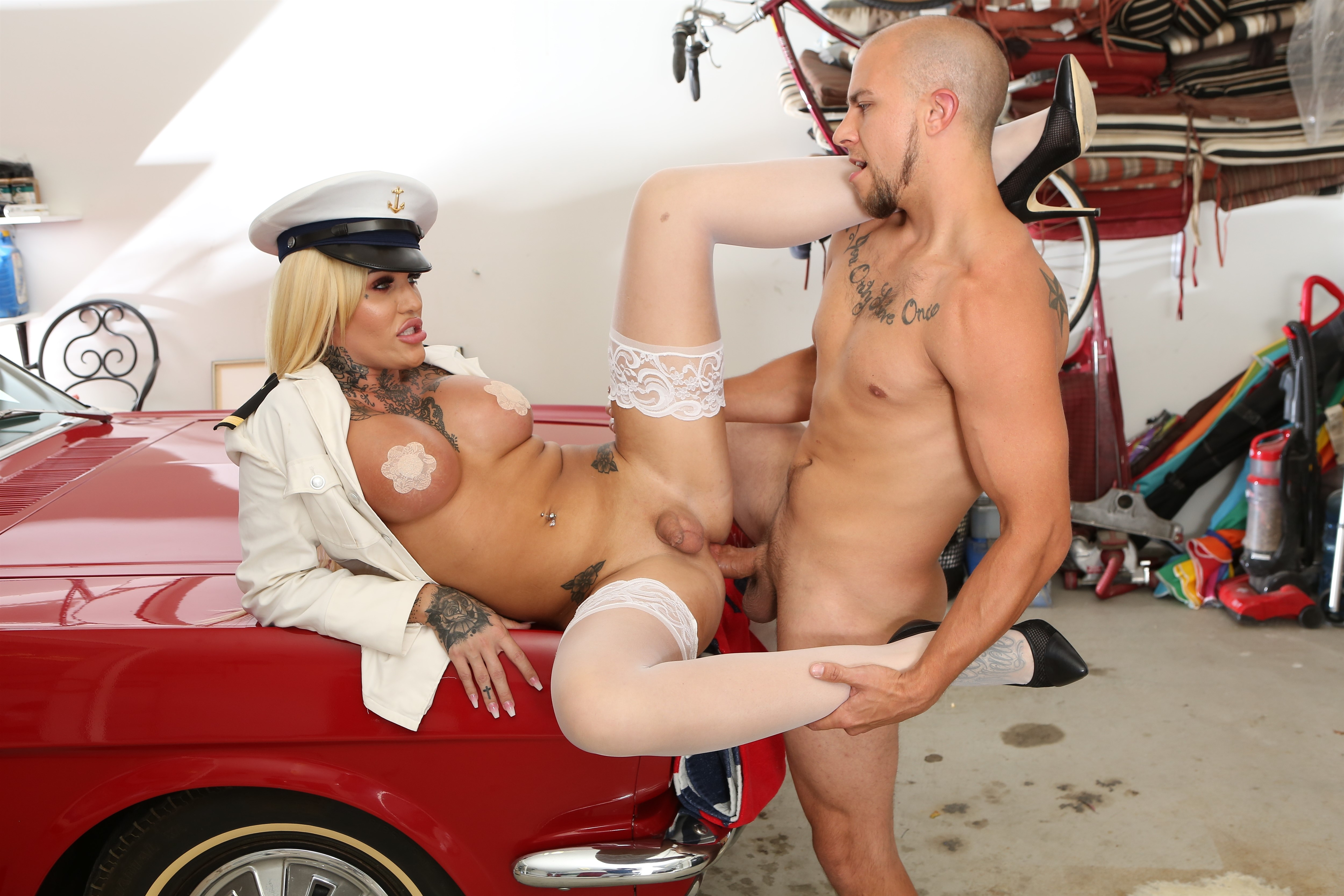 Shemale sissy cd cum without hands porn photo, duration