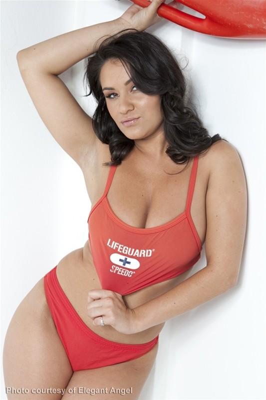 Shyla styles lifeguard