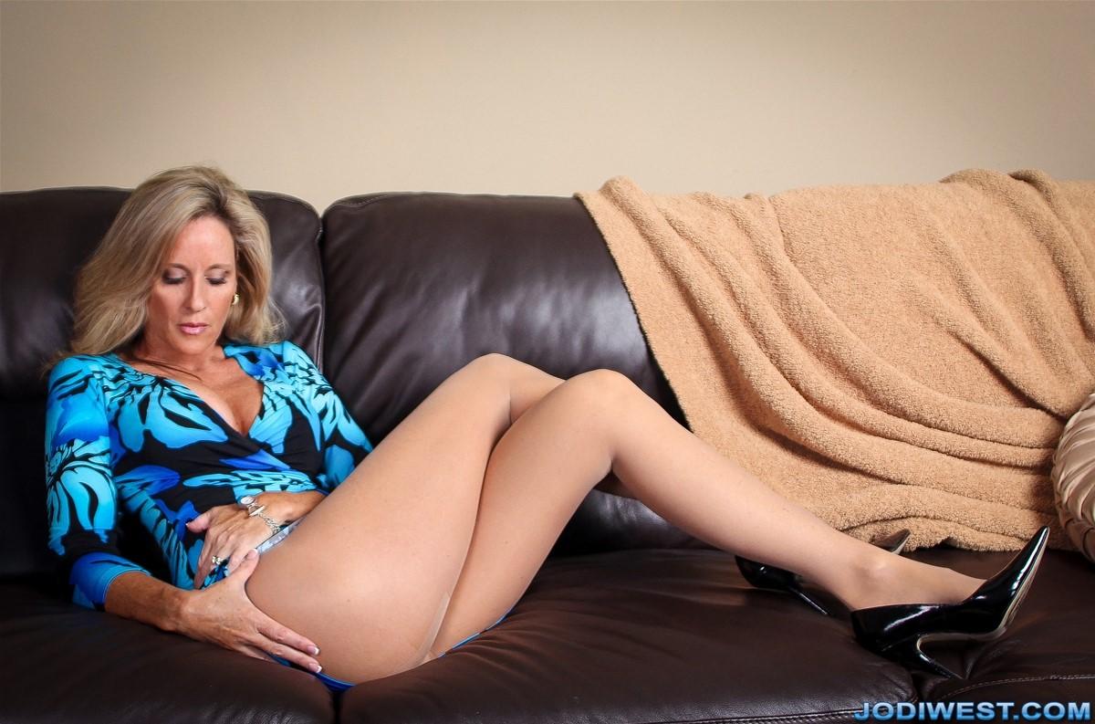 Pantyhose Woman