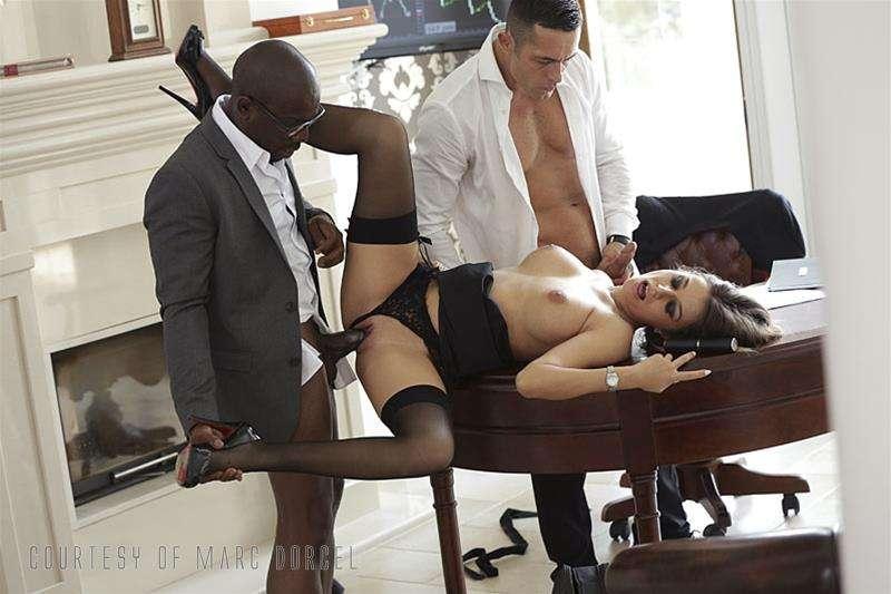 Submissive secretary porn