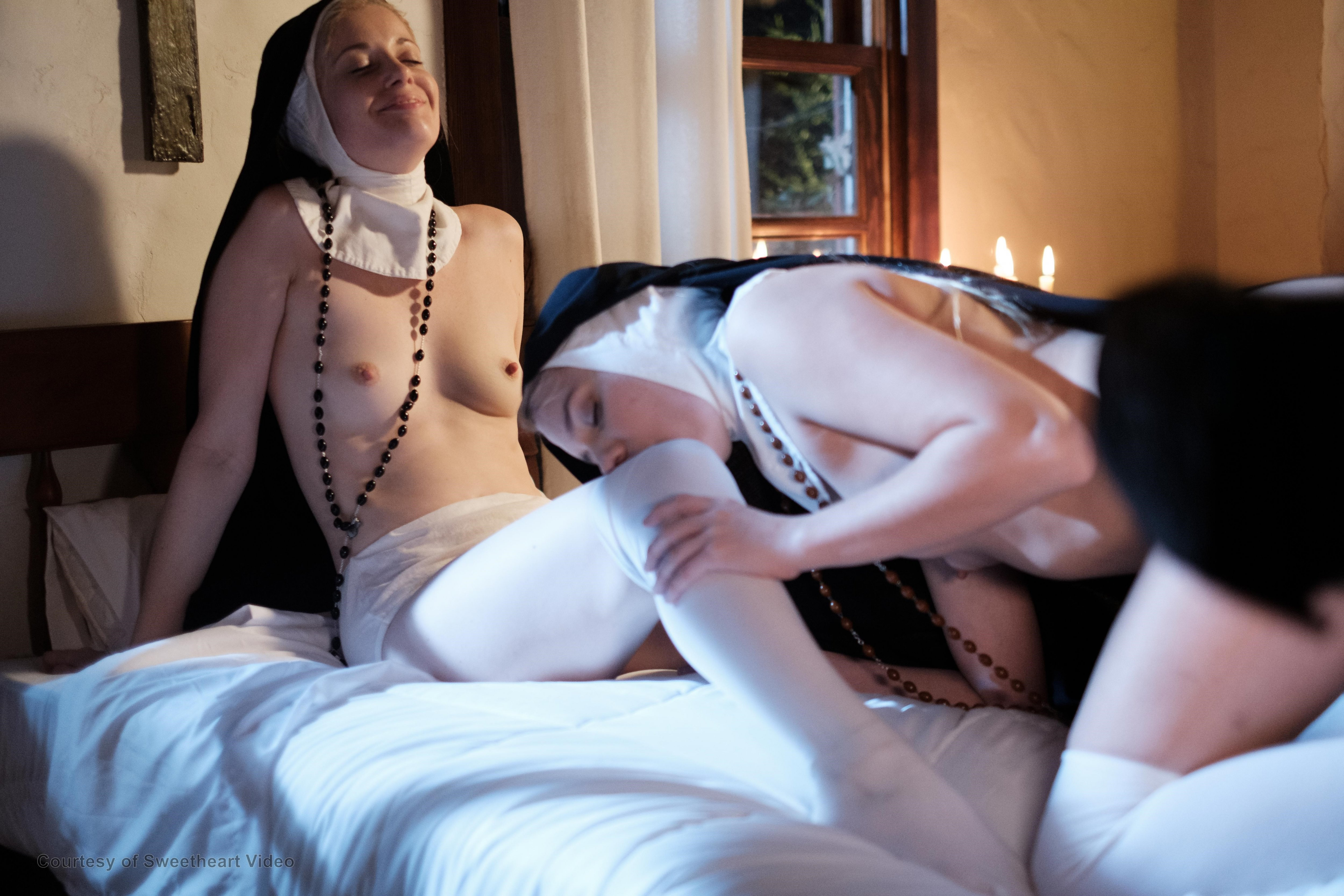 Confessions of a Sinful Nun Volume 2 Movie Image