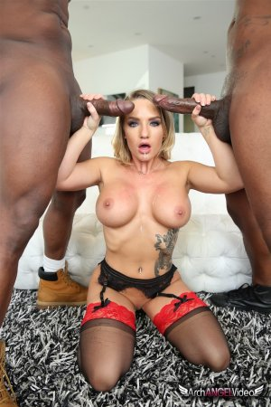 Cali Carter stars in Cali Carter Is The Archangel porn movie.