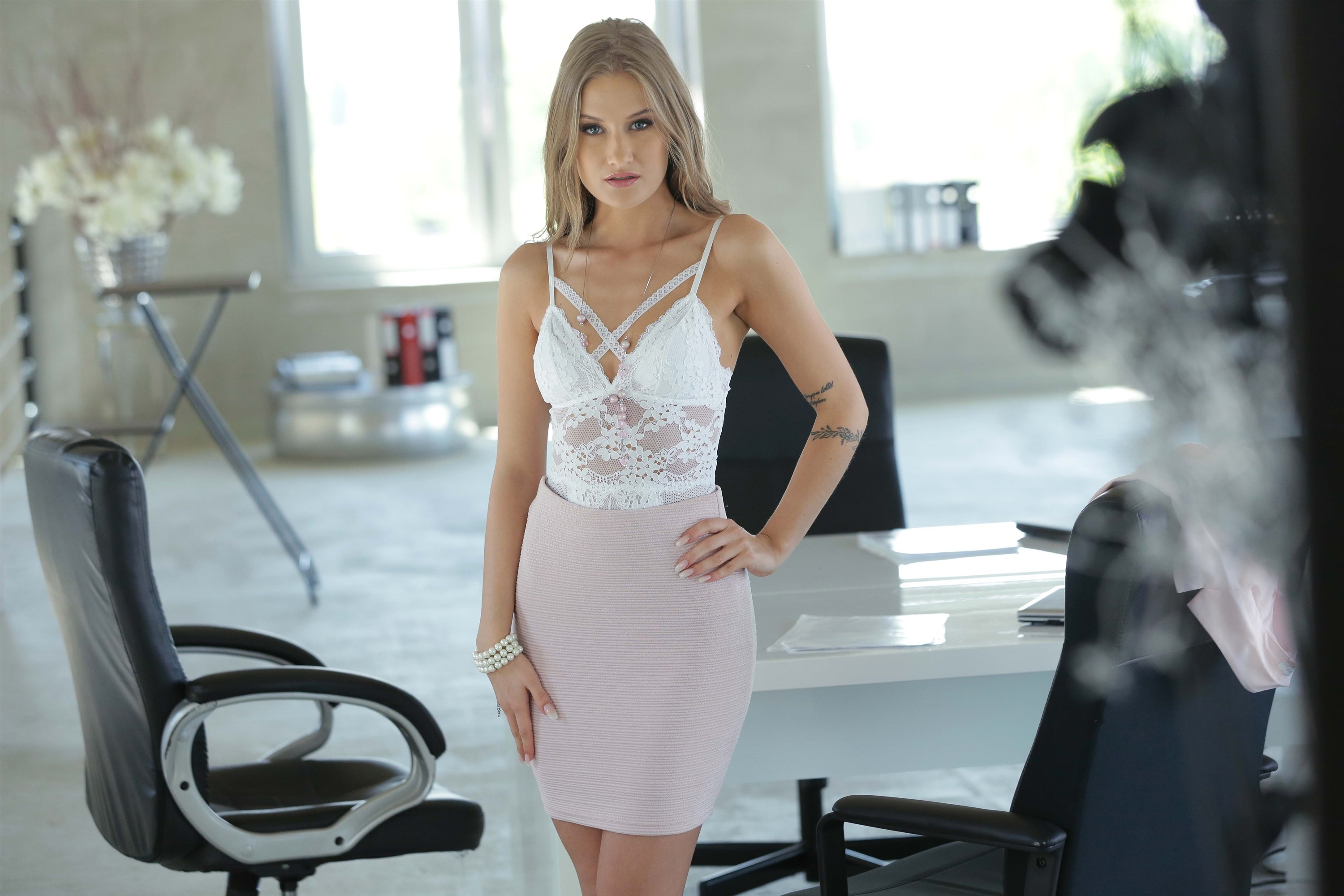 Lucy, The New Secretary - Marc Dorcel Image Gallery Photos