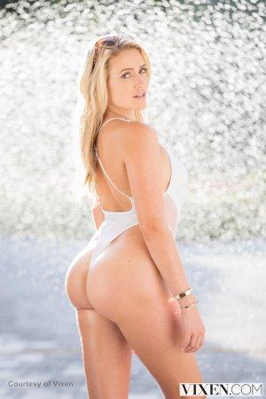 Mia Malkova stars in Young & Beautiful Vol. 2 porn movie.