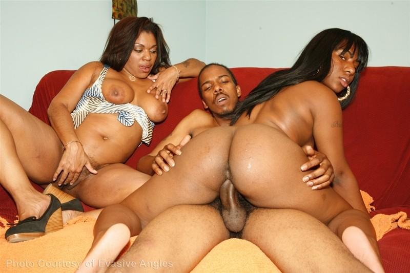 Horny Black Housewife