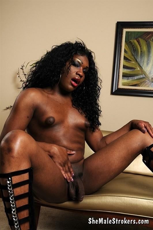 Бородатые негритянские трансвеститы