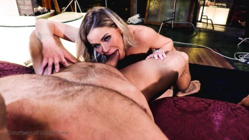 Big Tits August Ames Vibrator