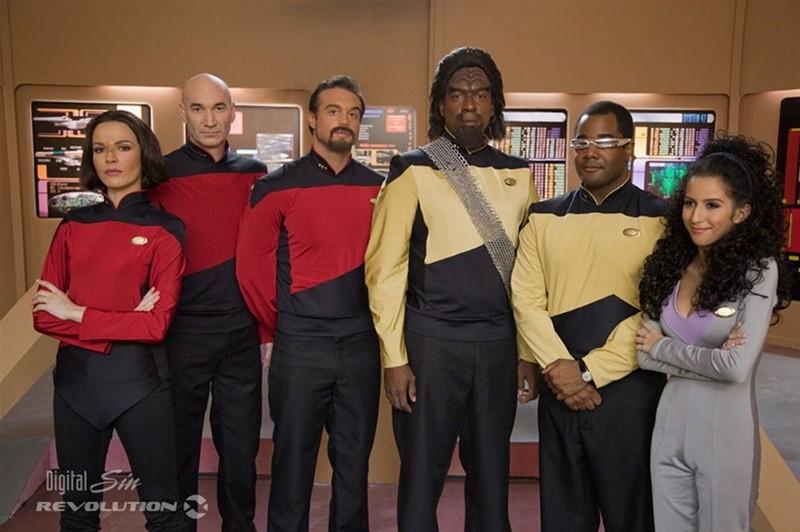 Star Trek: The Next Generation - A XXX Parody gallery photo 1 out of 57