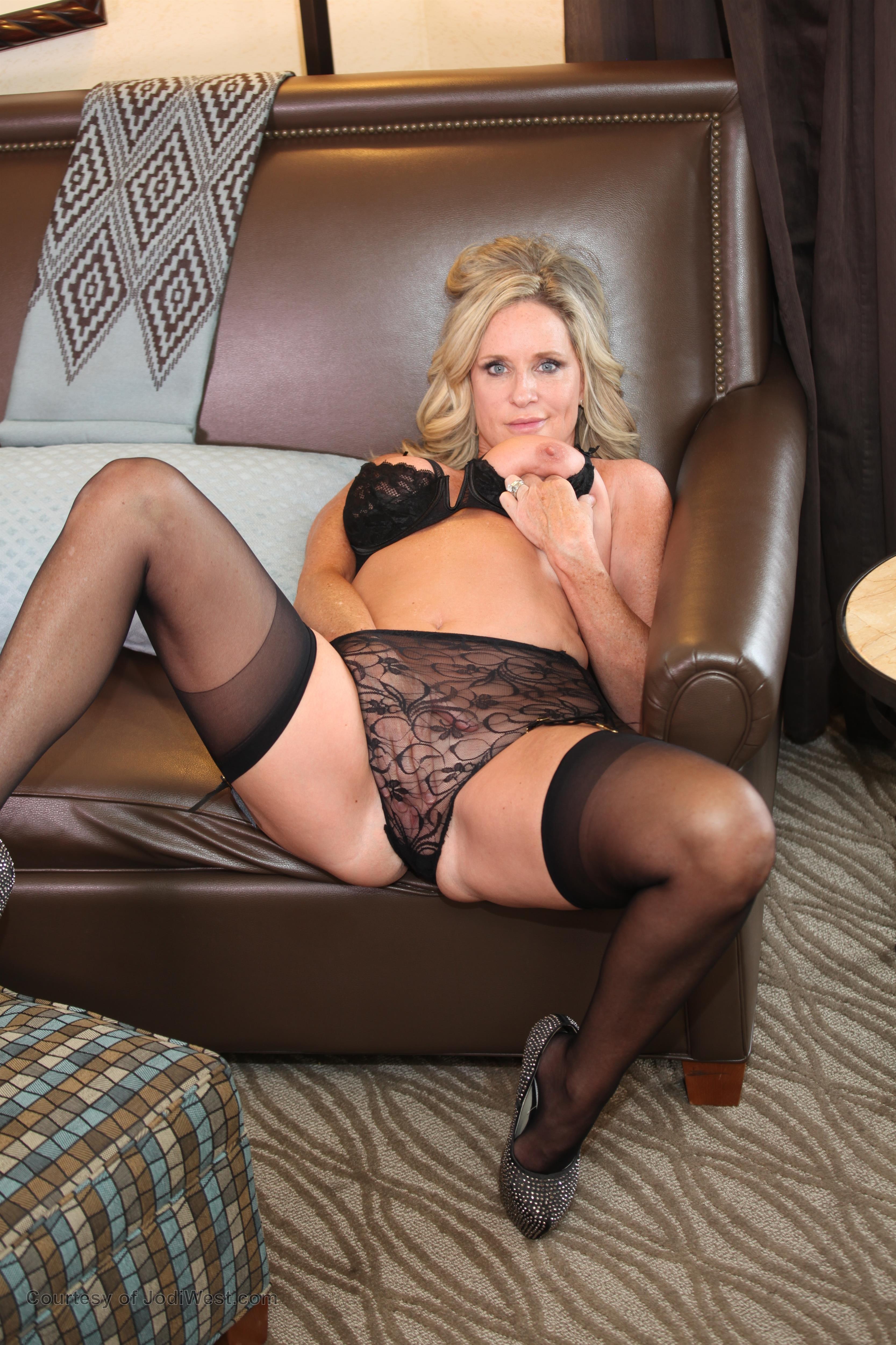 Erotic in lady pantie