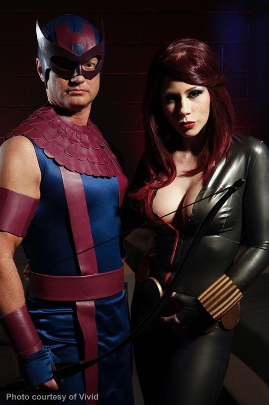 Porno Parodie Xxx Avengers An Exclusive