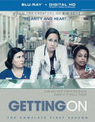 Getting On: The Complete First Season (Blu-ray + UltraViolet)