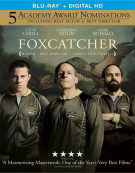 Foxcatcher (Blu-ray + UltraViolet)