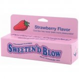 Sweeten 'D Blow - Strawberry - 1.5 oz. Product Image