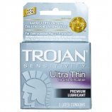 Trojan Ultra Thin Lubricated - 3 Pack Product Image