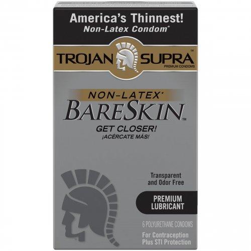 Trojan Supra Bareskin - 6 Pack Product Image