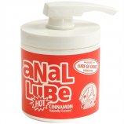 Anal Lube - Cinnamon - 6oz. Product Image