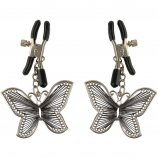 Fetish Fantasy Butterfly Nipple Clamps Product Image