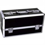 Lockable Sex Toy Storage Case - Black - Large Product Image