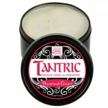 Tantric Soy Candle With Pheromones - Pomegranate Ginger Product Image