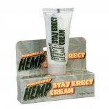 Hemp Stay Erect Cream - .5oz Product Image