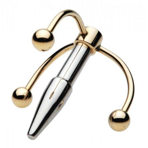 Golden Claw Head Urethral Plug Product Image