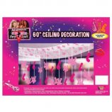 Bachelorette 60 inch Penis Ceiling Decoration Product Image