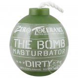 Zero Tolerance The Bomb Dirty Masturbator - Green Product Image