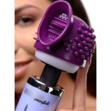 Triple Thrill 3 in 1 Silicone Wand Attachment Product Image