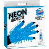 Neon Luv Glove - Blue Product Image
