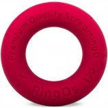 Screaming O - Ring O Ritz Silicone Ring - Red Product Image