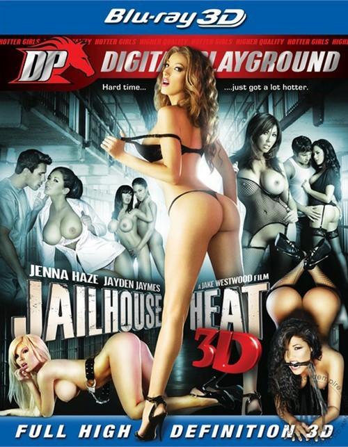 Jailhouse Heat In 3D