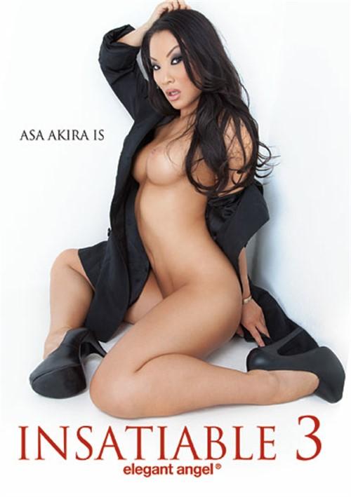 Asa Akira is Insatiable Vol. 3