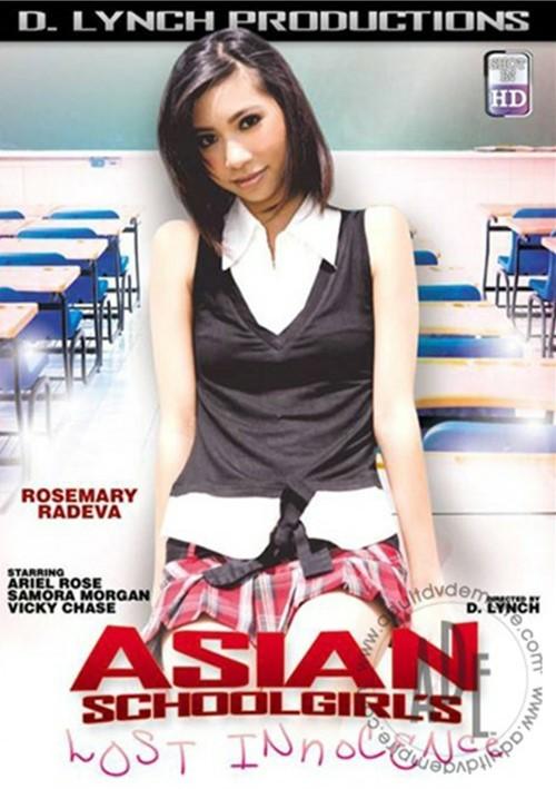 Asian Schoolgirl's Lost Innocence