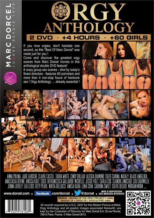 Orgy Anthology